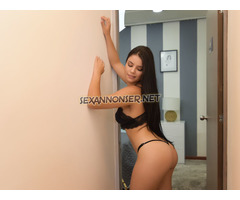 I like to dance sensually until I get naked and play with all my toys, I love Cam2cam,...